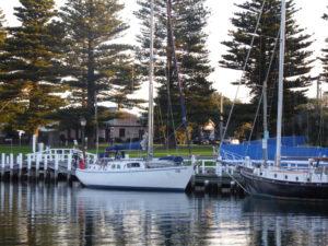 Port Fairy Wharf, Victoria, Australia