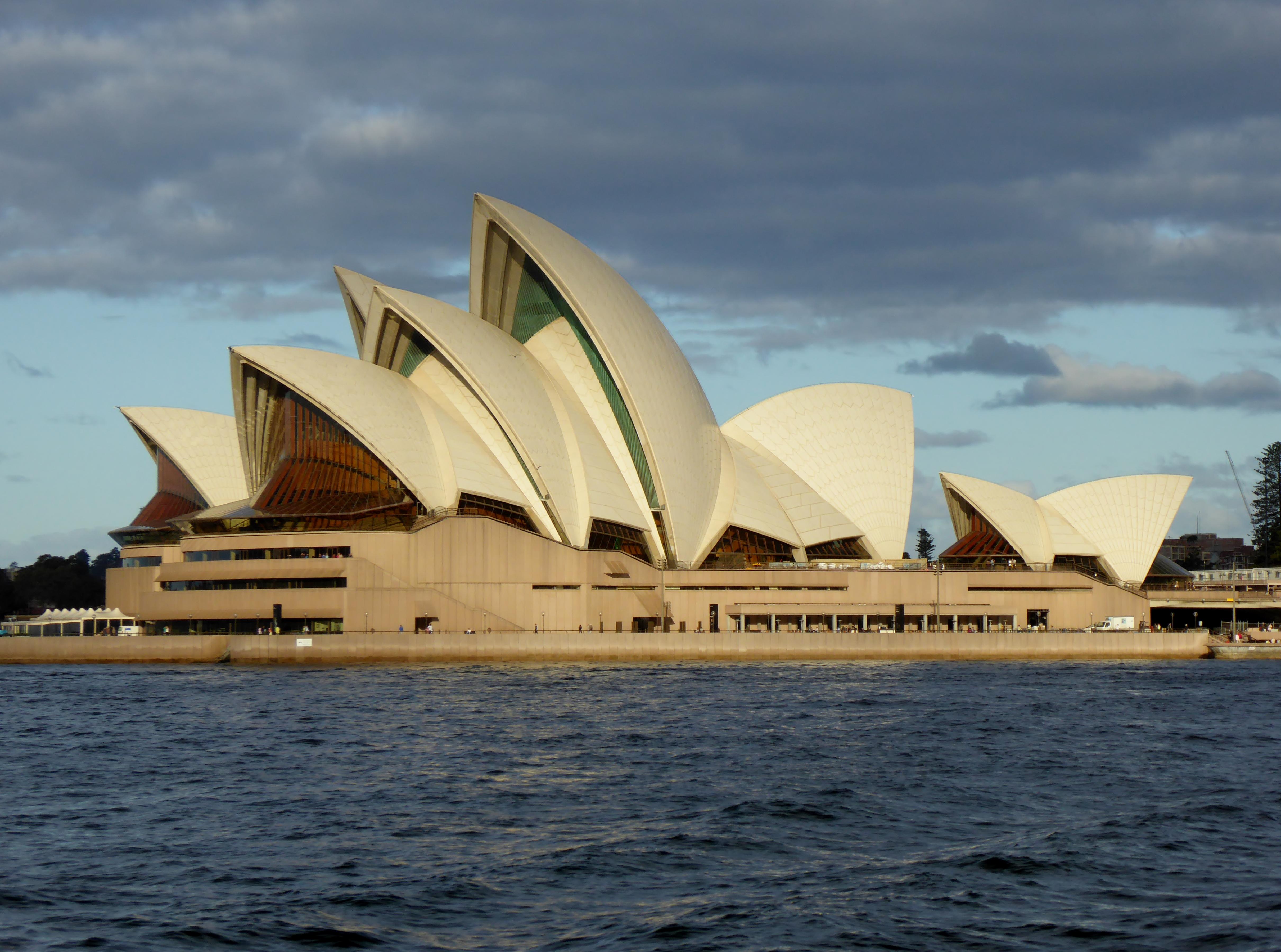 Cruising – Sydney Harbour