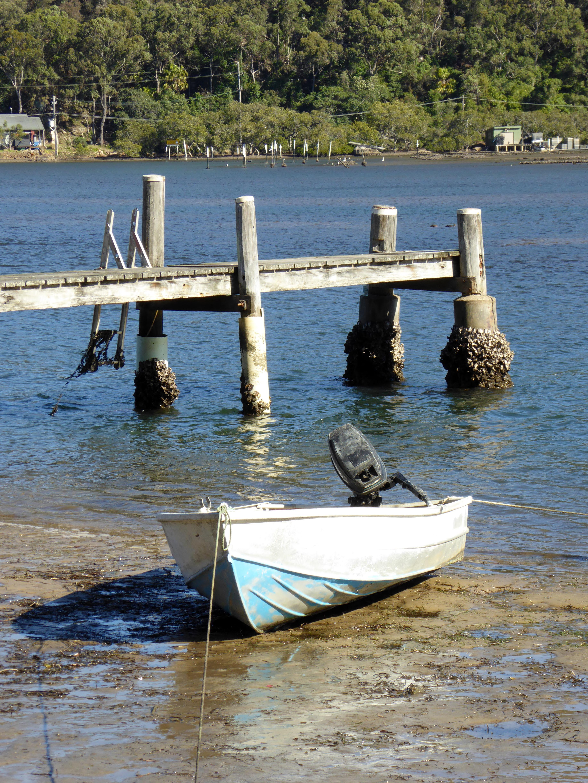Cruising Broken Bay