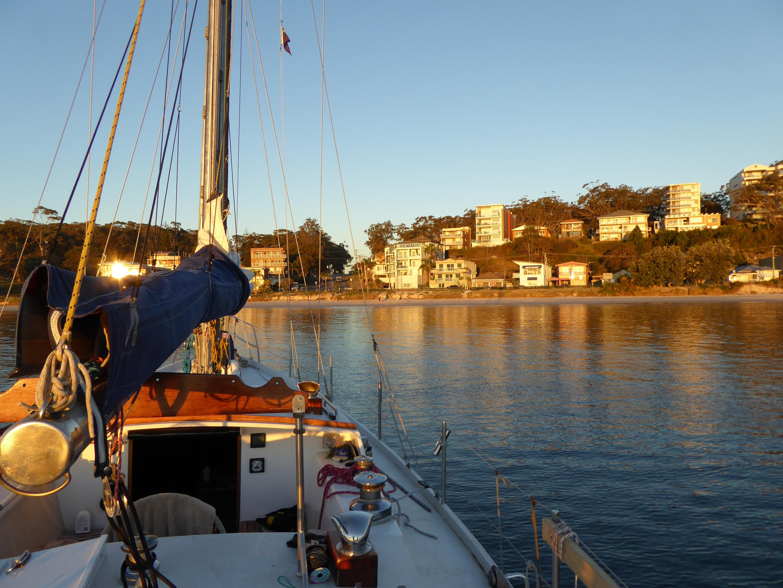 Cruising Port Stephens