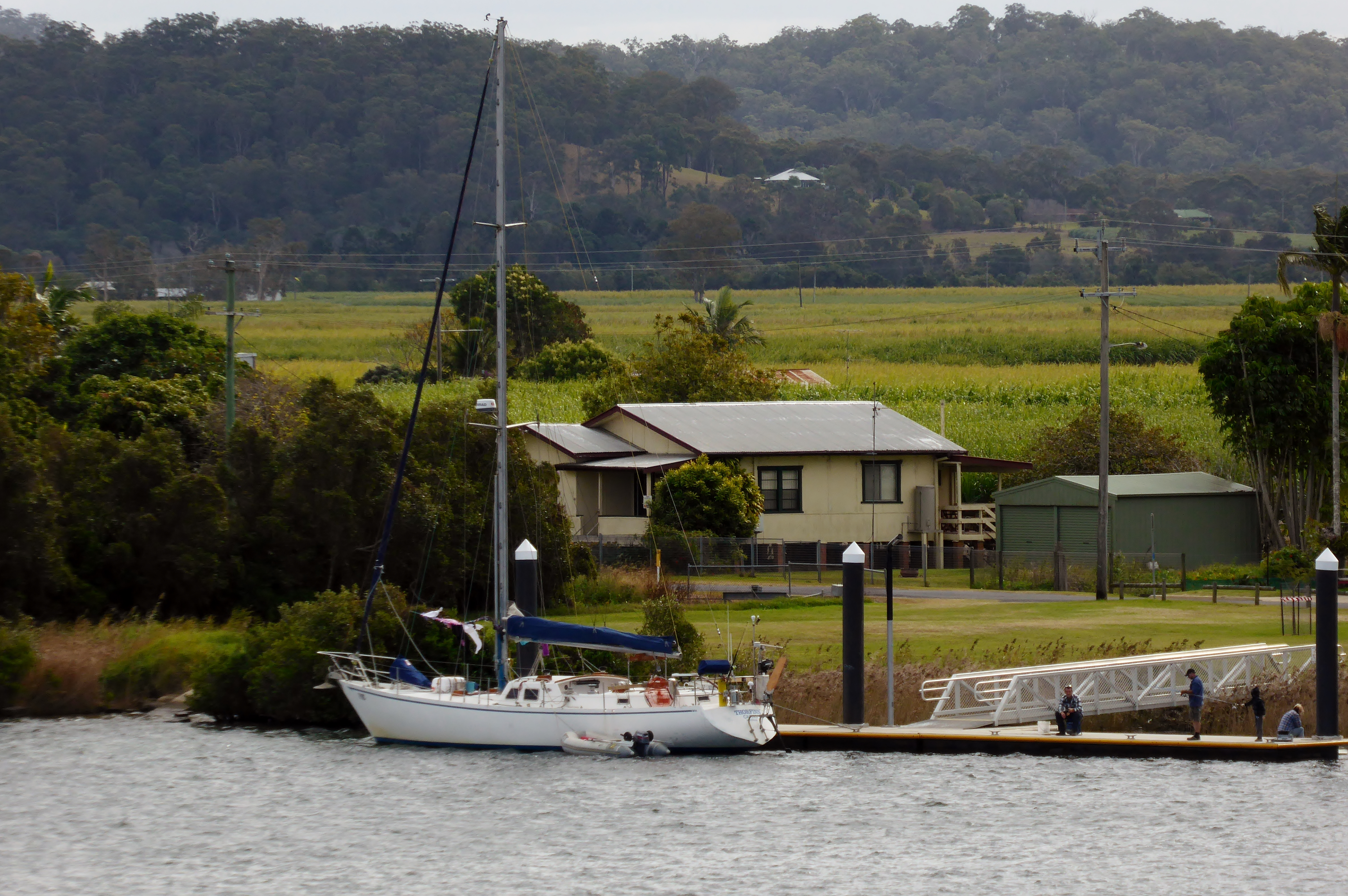 Cruising the Clarence River