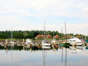 Sebana Cove Marina, Malaysia