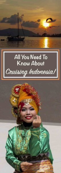 Sailing Indonesia cruising