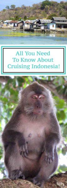Sailing Cruising Indonesia