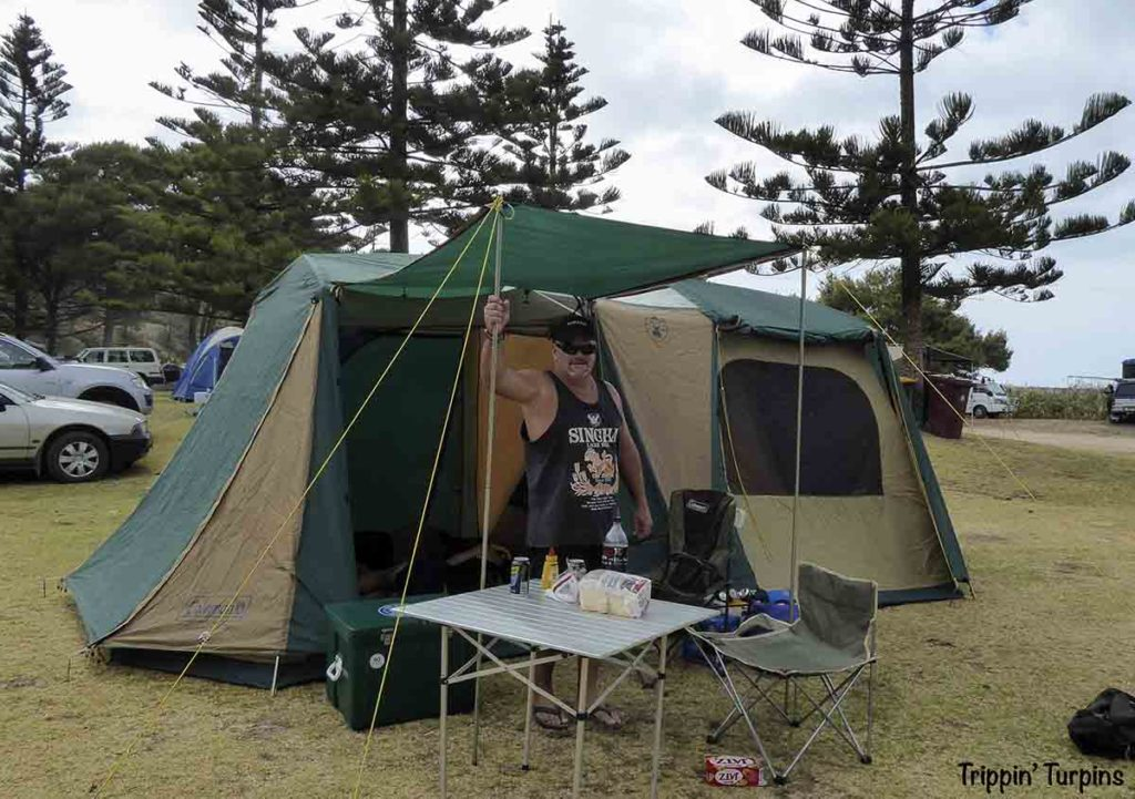 Camping Rapid Bay South Australia