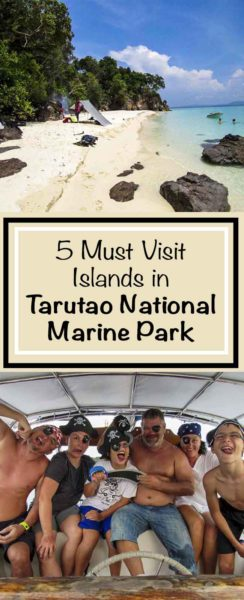 5 Must Visit Island in Tarutao National Marine Park