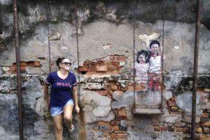 Penang's Must-See Street Art!