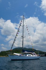 Thorfinn at Sabang Indonesia