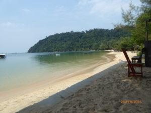 Ao Yai Beach, Koh Phayam, Thailand