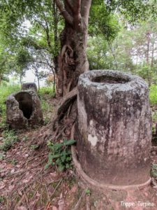Plain of Jars Laos
