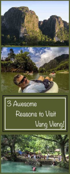 3 Reasons to Visit Vang Vieng