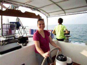 Sailing Koh Lipe Thailand