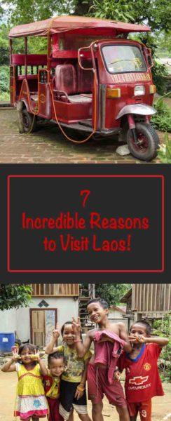 7 Incredible Reasons to Visit Laos!