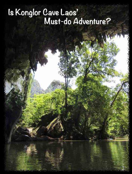 Konglor Cave, Laos.