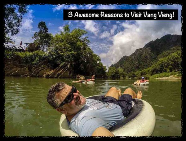 Visit Vang Vieng! Laos.