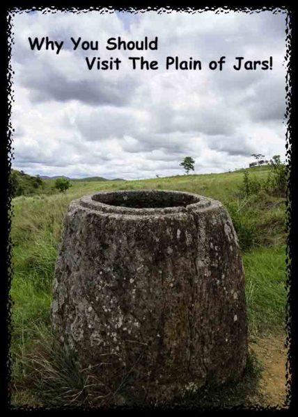 Laos' Plain of Jars