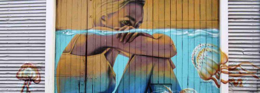 Sea Walls – Napier's Spectacular Street Art!