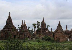 Bagan Myanmar temple