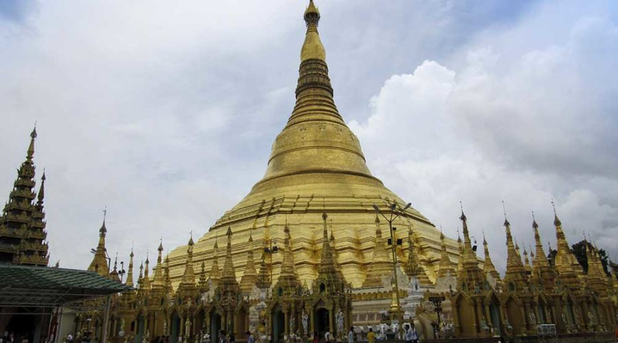 Step Back in Time with a Visit to Yangon!