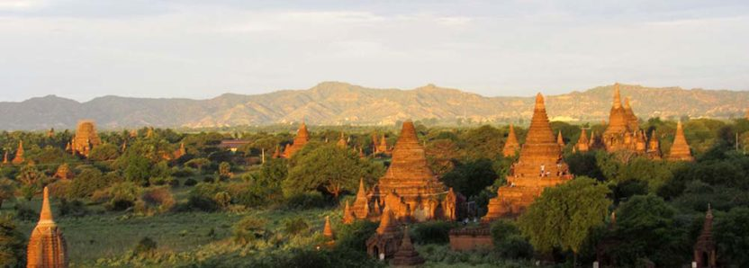 A Quick Guide to the Mystical Pagodas of Bagan!