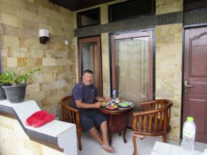 Munduk accommodation, Bali, Indonesia
