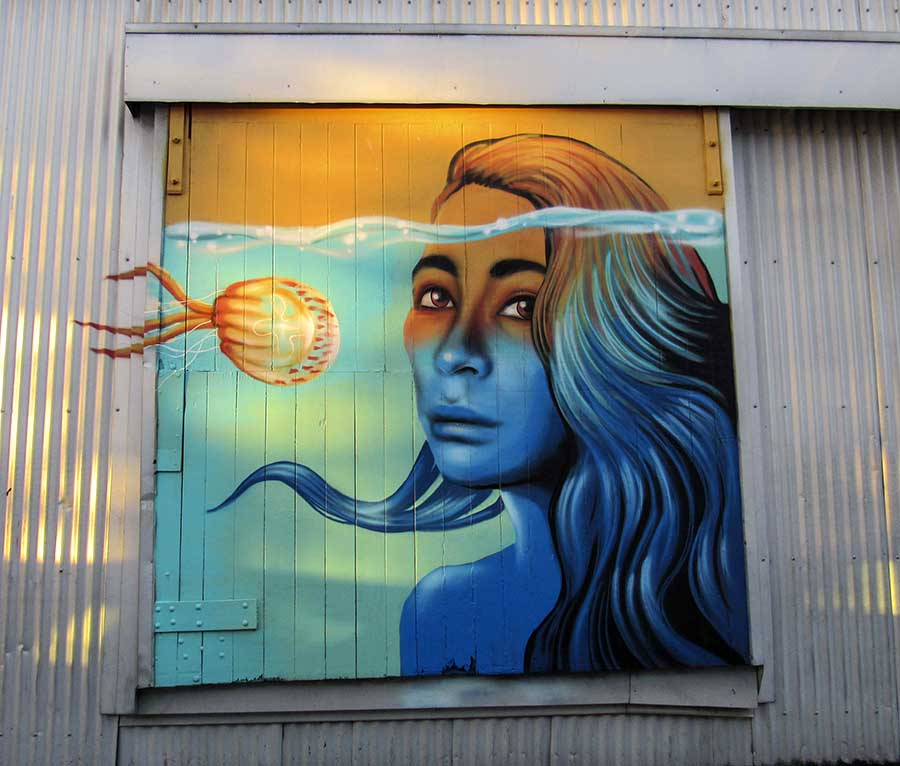 16 Cities with Amazing Street Art!